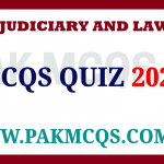 Judiciary and Law MCQs Quiz 2020 Part 1