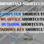 DOWNLOAD IMPORTANT COMPUTER SHORTCUT KEYS IN PDF.