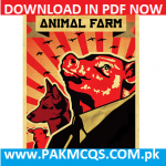Download Now Animal Farm by George Orwell in PDF