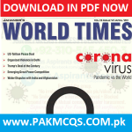 Jahangir's World Times Magazine Free Download April 2020