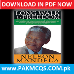 DOWNLOAD NOW LONG WALK TO FREEDOM in PDF