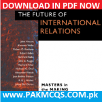 The Future of International Relations in PDF