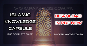 Islamic Knowledge Capsule