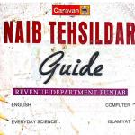 Tehsildar / Naib Tehsildar Screening Tests PPSC Guide in PDF