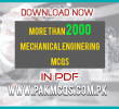 Download now Mechanical Engineering MCQS free in PDF